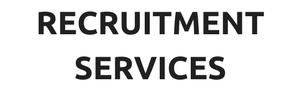 RecruitmentServices